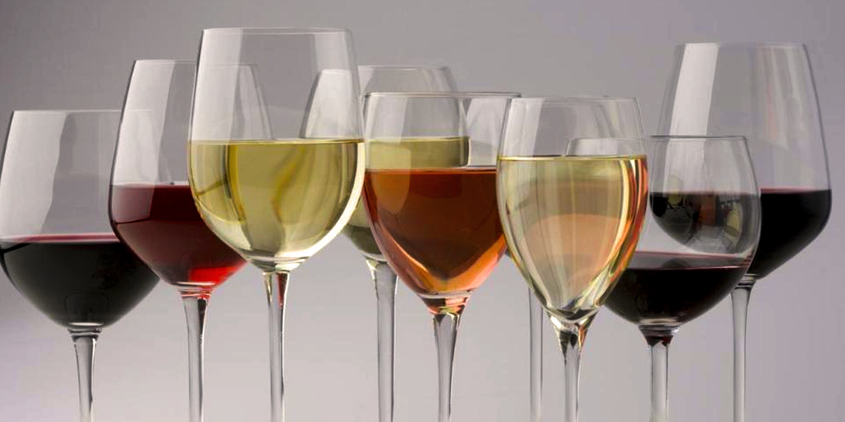 9 Different Types of Wine Glasses