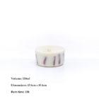 Cinnamon mini candles