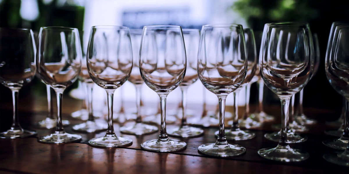 ideas of birthday gift for husband	- wine glasses