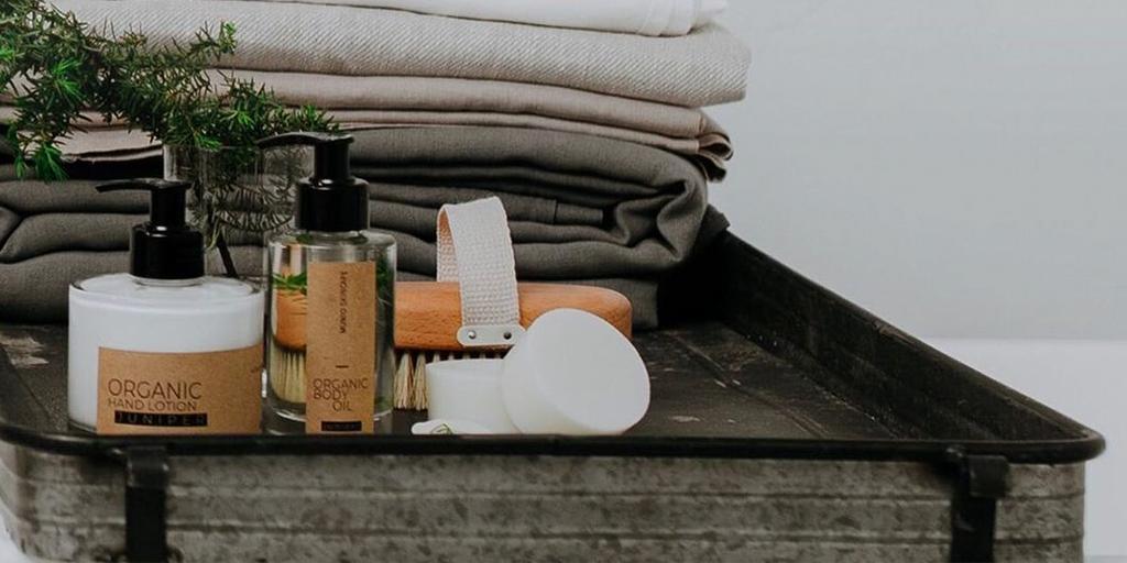 organic body lotionfor dry skin